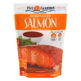 Bourbon Salmon 12oz