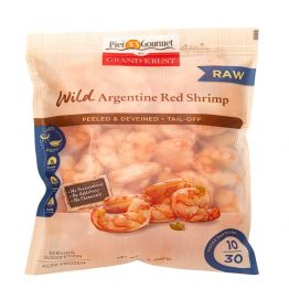 All Natural Argentine Red Shrimp 10/30 24oz