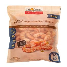 All Natural Argentine Red Shrimp 30/50 24oz