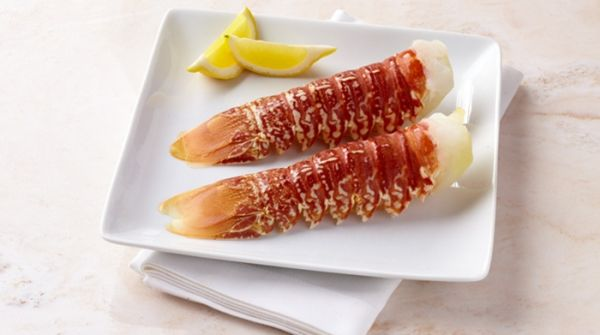 Frozen Tristan Cold Water Rock Lobster Tails