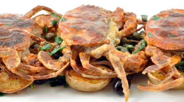 Frozen Jumbo Soft Shell Crabs