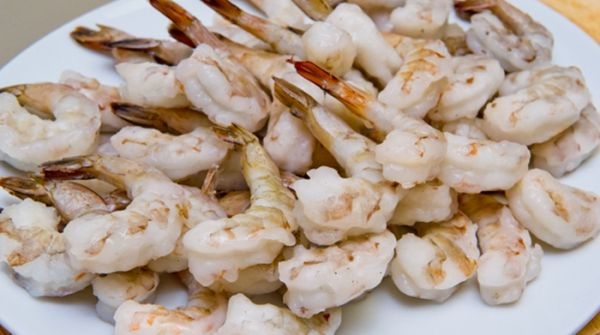 Frozen Wild Mexian Shrimp 13/15