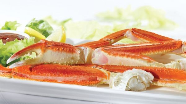 Frozen Alaskan Snow Crab Single Legs