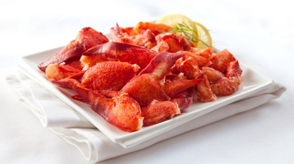 Frozen Maine Lobster Meat