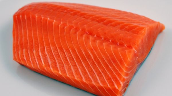 Fresh California Wild King Salmon