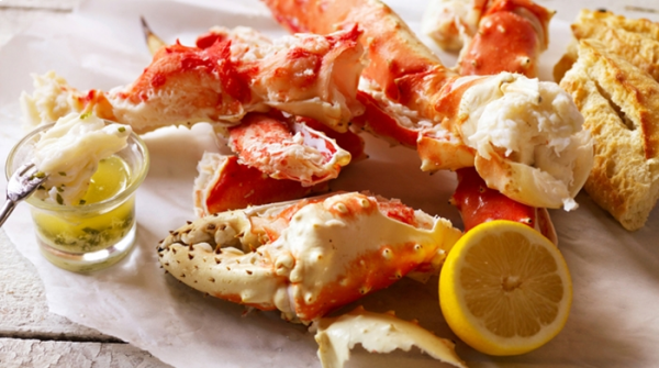 Frozen Red King Crab Selects